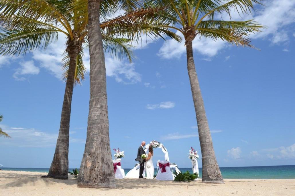 fort lauderdale tropical wedding planner