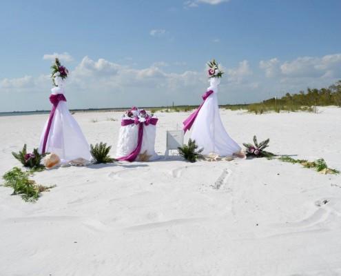 Hochzeit Florida Strand