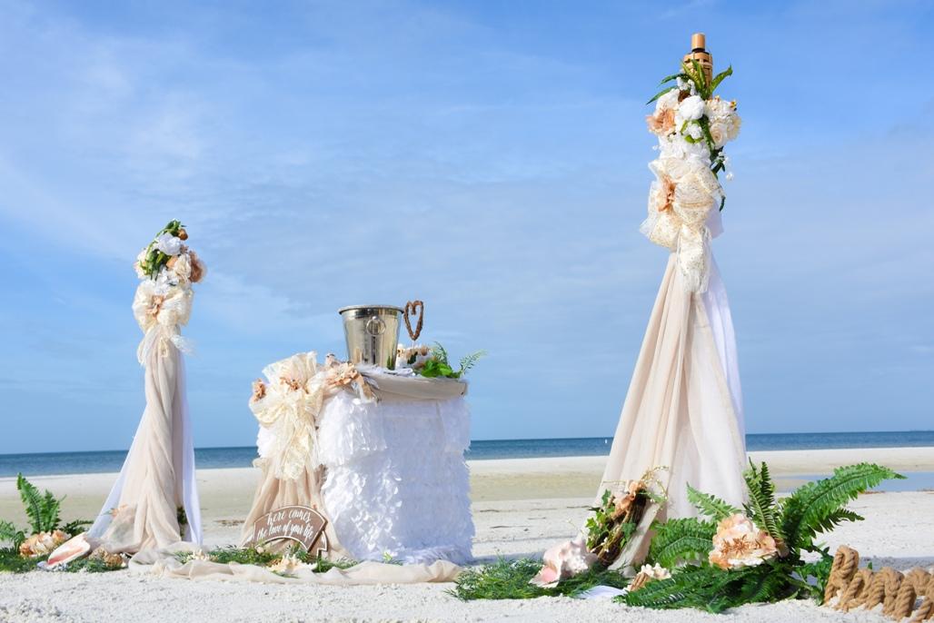 Hochzeitspaket Basic Tropical Wedding Planner