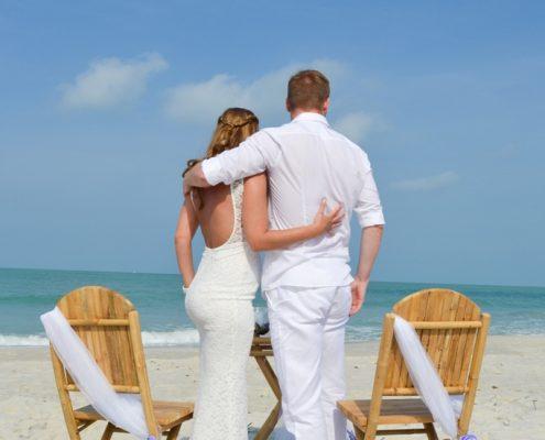 Strandhochzeit Romantisch Florida