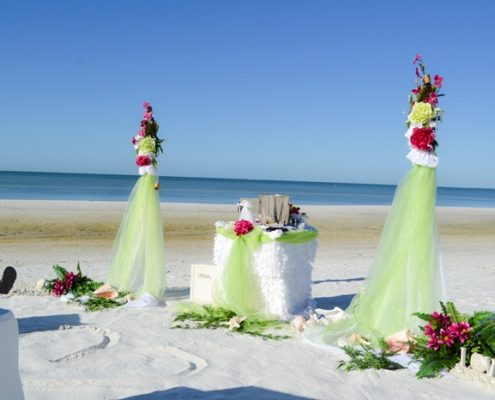 Strand Minideko