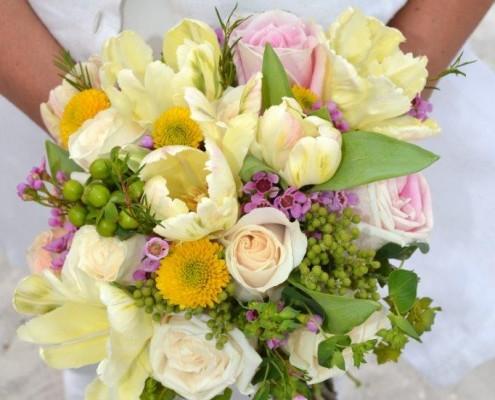 Blumenstrauß Trauung