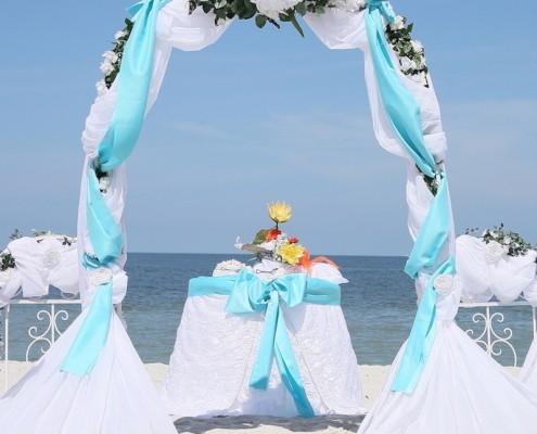 Deko Hochzeit Strand