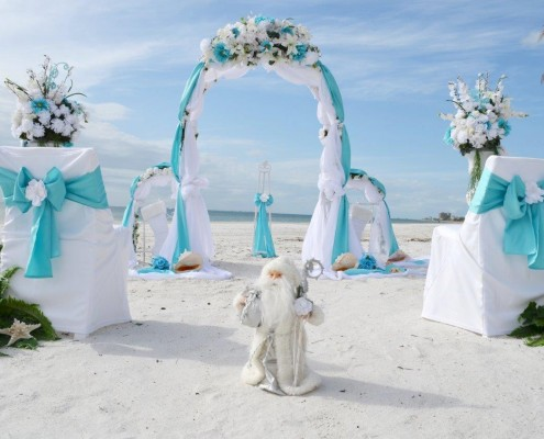 Christmas Wedding Florida