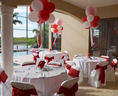 Restaurant Hochzeit Florida