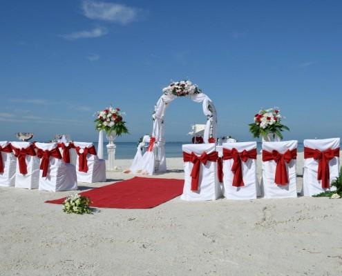 Deko Heiraten Florida Weihnachten