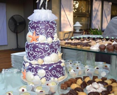 Kuchen Hochzeit Florida