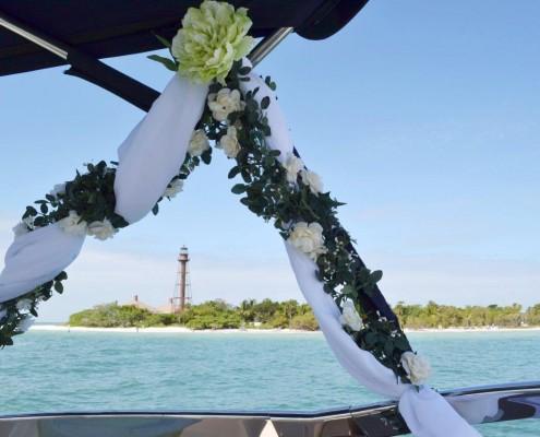 Florida Yachthochzeit