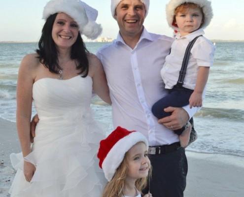 Florida Weihnachten