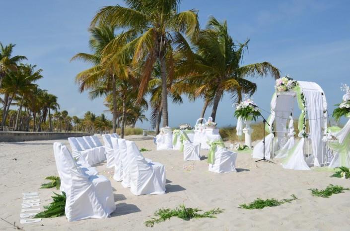 Hochzeitsdeko Strand