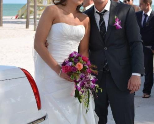 Brautpaar Florida