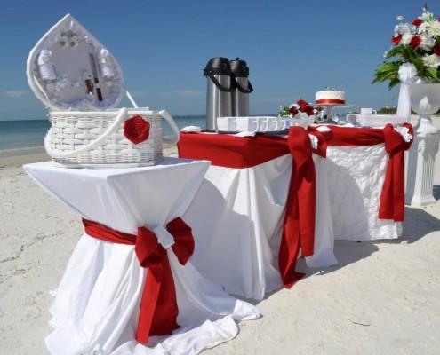 Weihnachten Florida heiraten