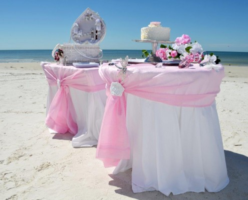 Hochzeitsdeko Florida