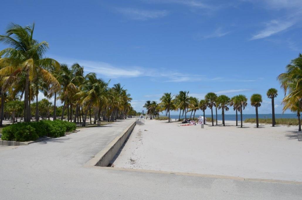 Von Miami Beach Nach Key Biscayne