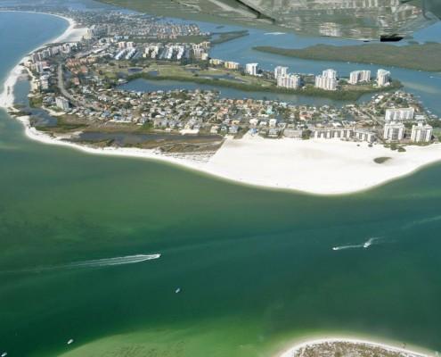 Florida von oben