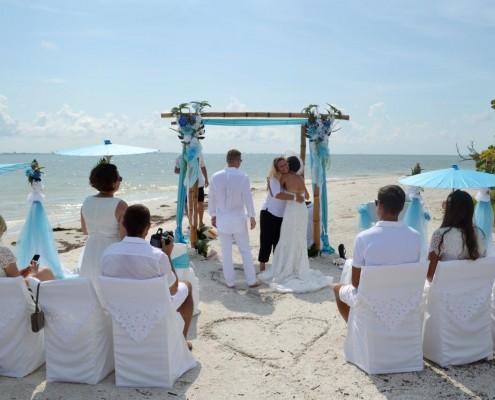 Florida Bamboo Wedding