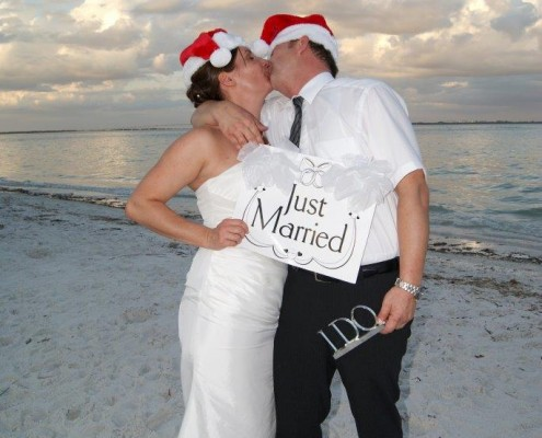Heiraten an Weihnachten