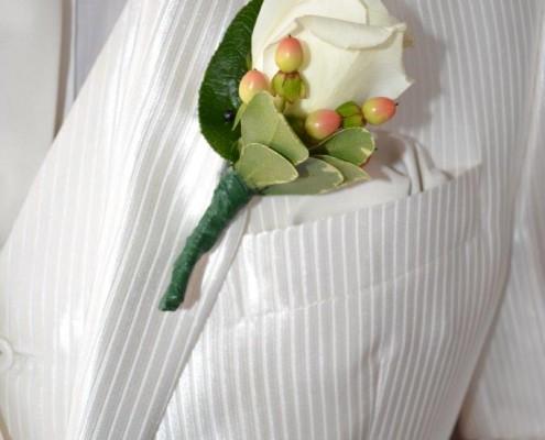 Ansteckblume Heirat