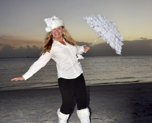 Tropical Wedding Planner Chrissy