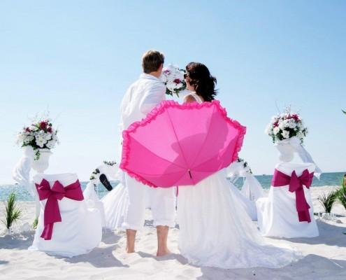 Hochzeitsfotograf Strandhochzeit Florida