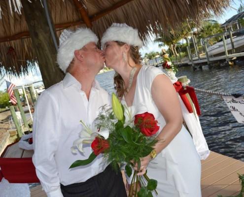Weihnachten in Cape Coral heiraten