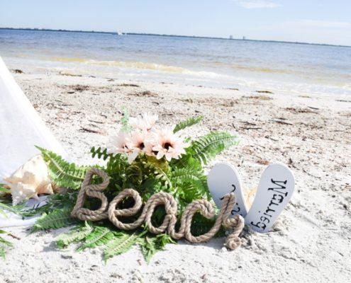 Braunes Beach