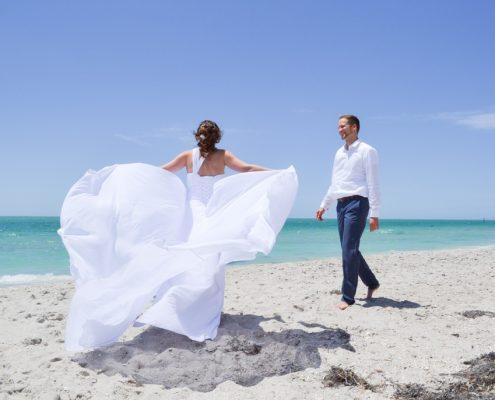 Auf Key Biscayne heiraten