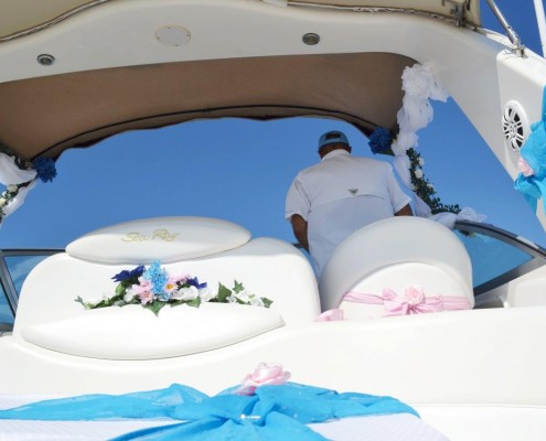 Boatwedding Florida