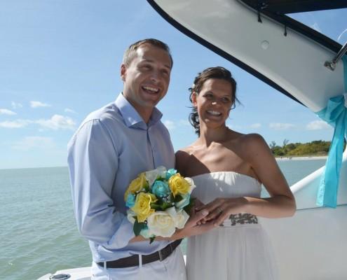 Boatwedding Fort Myers Beach