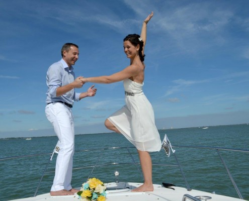 Boatwedding Florida