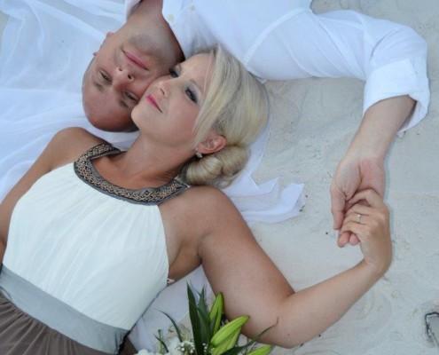 Heiraten Strand