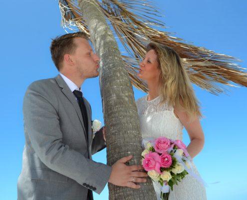 Florida Fort Myers Beach Hochzeit