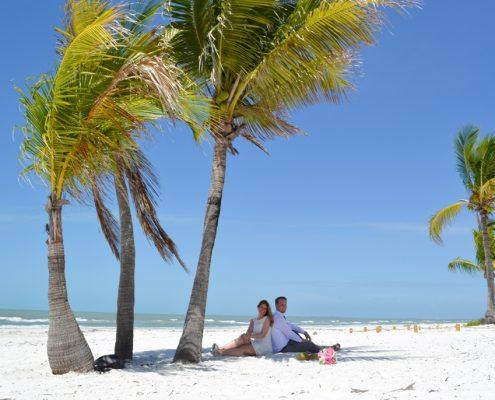 Fort Myers Beach Hochzeit