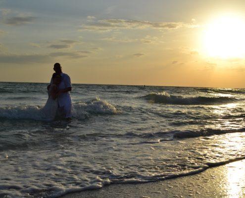 Heiraten am Golf von Mexiko