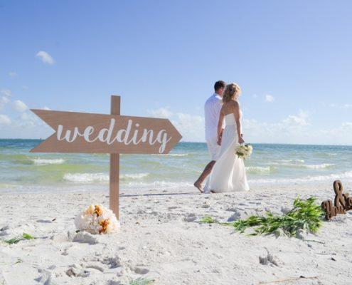 Heiraten auf Sanibel