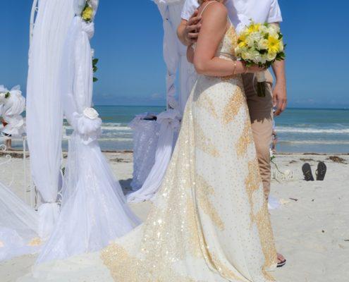 Hochzeit Rundbogen Florida