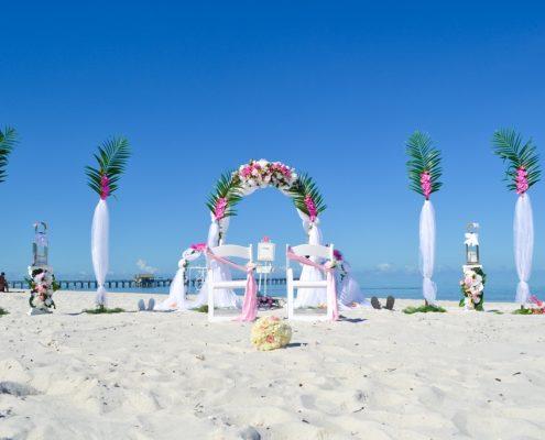 Hochzeit in Naples