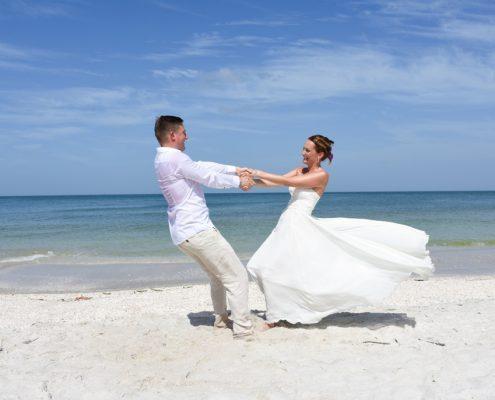 Im Meer heiraten