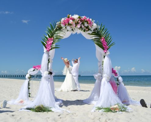 Karibisch Heiraten