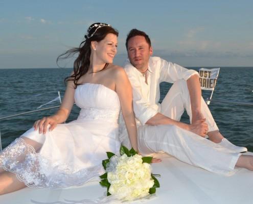 Sanibel Boot Hochzeiten