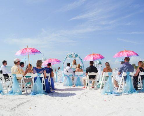 Strandhochzeit Florida USA
