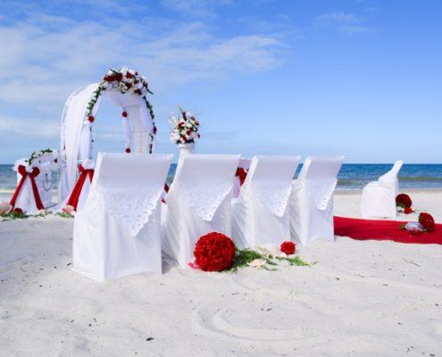 Heiraten im Paradies von Florida