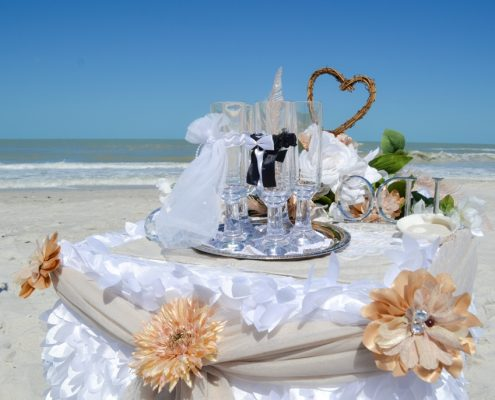 Tropical Wedding Planner Hochzeit