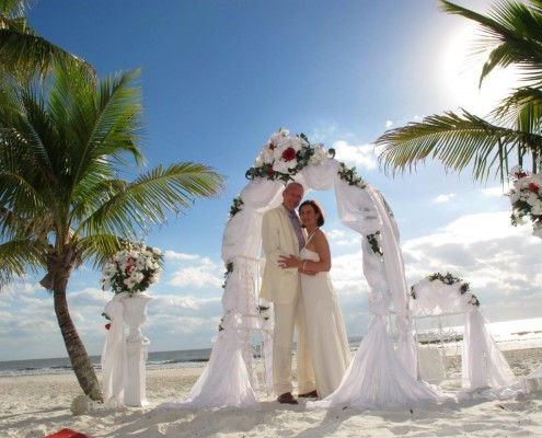 heiraten auf Lovers Key