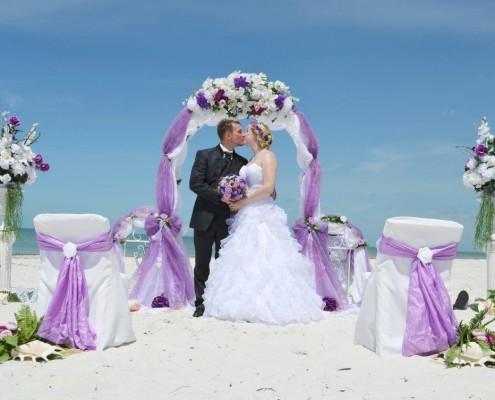 heiraten bei Chrissy