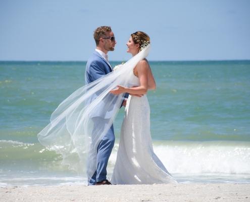 Florida Strandhochzeit
