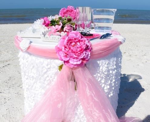 Bahama Breeze Hochzeitspaket