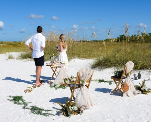 Fort Myers Beach Bowditch Point Park Wedding