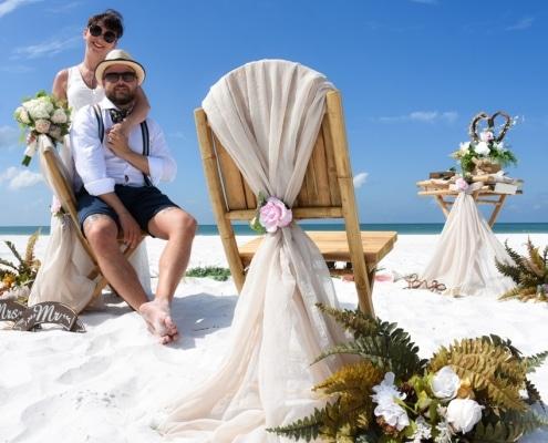 Anna Maria Island Hochzeit