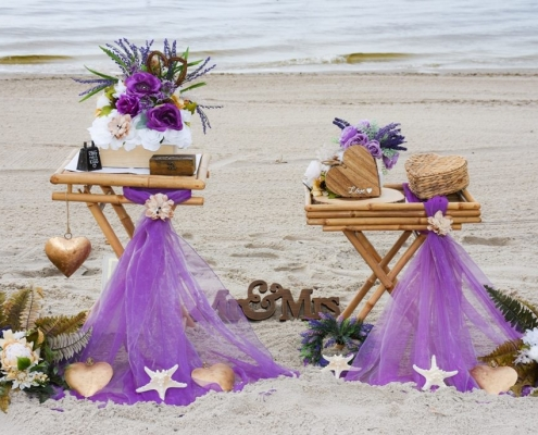Cape Coral Wedding Beach